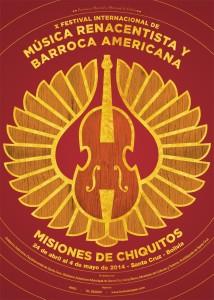 Festival Misiones de Chiquitos